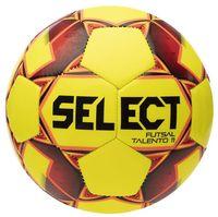 """Мяч футзальный Select """"Futsal Talento 11"""" №3 (желтый/красный/серый)"""