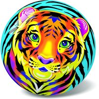 """Мяч """"Тигр"""" (14 см; арт. 11/2958)"""