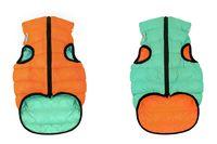 "Куртка ""Lumi"" (27 см; оранжево-салатовая)"