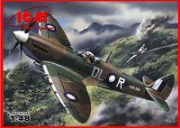 """Истребитель ВВС Великобритании """"Спитфайр Mk. VIII"""" (масштаб: 1/48)"""