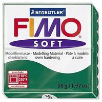 """Глина полимерная """"FIMO Soft"""" (изумруд; 56 г)"""