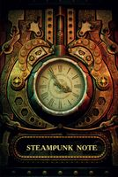 "Блокнот ""Steampunk Note"" (А5)"