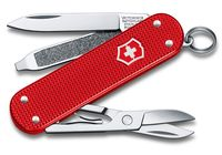 "Нож Victorinox ""Alox Classic"" (5 функций; красный)"