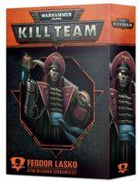 Warhammer 40.000. Kill Team. Astra Militarum. Feodor Lasko (102-39-60)
