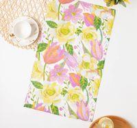 """Полотенце текстильное """"Цветы"""" (35х60 см; арт. 5171120)"""