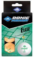 """Мячи для настольного тенниса """"Elite"""" (оранжевые; 6 шт.; 1 звезда; арт. УТ-00019022)"""