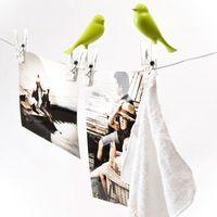 """Прищепки """"Sparrow"""" (зеленые)"""