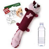 """Игрушка для собак """"Лиса"""" с пластиковой бутылкой (51 см)"""