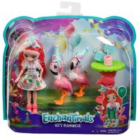 """Игровой набор """"Enchantimals. Праздник Фламинго"""""""