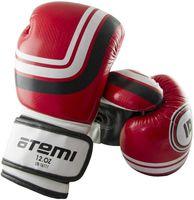 Перчатки боксёрские LTB-16111 (S/M; красные; 12 унций)