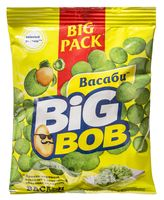 "Арахис в глазури ""Big Bob. Со вкусом васаби"" (90 г)"