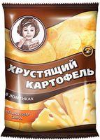 """Чипсы картофельные """"Хрустящий картофель. Со вкусом сыра"""" (40 г)"""
