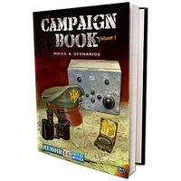 Memoir`44: Campaign Book Volume 1 - English (дополнение)