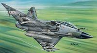 "Истребитель ""MIRAGE 2000 D/N"" (масштаб: 1/72)"