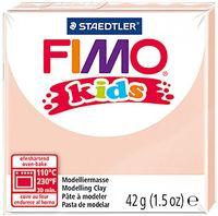 """Глина полимерная """"FIMO Kids"""" (телесный; 42 г)"""