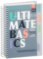 "Блокнот в клетку ""Ultimate Basics"" (А5)"