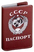 Обложка на паспорт (арт. C1-17-276)