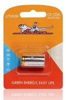 Батарейка CR123A литиевая (1 шт.; арт. CR123A-01)