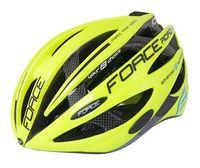 """Шлем велосипедный """"Road Pro"""" (салатовый; р. L-XL)"""