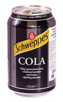 """Напиток газированный """"Schweppes. Cola"""" (330 мл)"""