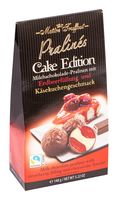 """Конфеты """"Молочный шоколад с начинкой со вкусом чизкейка и клубники"""" (148 г)"""