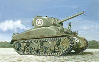 """Средний танк """"M4 Sherman"""" (масштаб: 1/72)"""