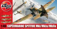 "Истребитель ""Supermarine Spitfire MkI/MkIa/MkIIa"" (масштаб: 1/48)"