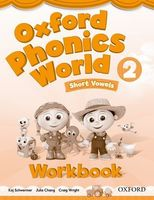 Oxford Phonics World. Level 2. Short Vowels. Workbook