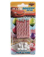 """Набор свечей для торта """"С днем рождения"""" (8 шт.; арт. 24467950)"""
