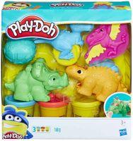 """Набор для лепки """"Play-doh. Малыши-динозаврики"""""""