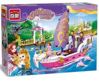 """Конструктор """"Princess Leah. Корабль принцессы"""" (456 деталей)"""