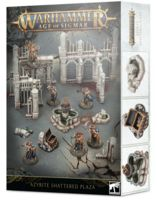 Warhammer Age of Sigmar. Azyrite Shattered Plaza (64-14)