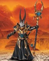"Миниатюра ""Warhammer FB. Chaos Sorcerer Lord"" (83-33)"