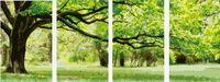 "Картина по номерам ""Дубовая роща"" (500x1600 мм; арт. MMA003)"