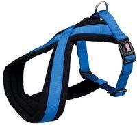 "Шлея для собак ""Premium"" (размер М-L; 50-80 см; синяя)"