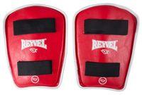 Защита голени RV-501 (L; красная)