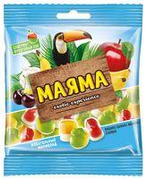 """Мармелад """"Маяма"""" (170 г; банан, яблоко и вишня)"""
