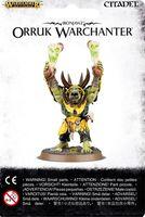 Warhammer Age of Sigmar. Ironjawz. Orruk Warchanter (89-28)