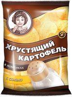 """Чипсы картофельные """"Хрустящий картофель. С солью"""" (70 г)"""