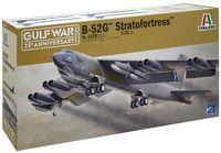 """Сборная модель """"Американский бомбардировщик B-52G Stratofortress """"Gulf War"""" (масштаб: 1/72)"""