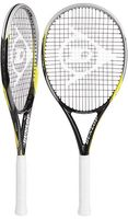 "Ракетка для большого тенниса ""D TR Biomimetic F5.0 Tour G4 HL"" (чёрно-серебряно-жёлтая)"