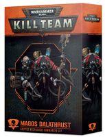 Warhammer 40.000. Kill Team. Adeptus Mechanicus. Magos Dalathrust (102-42-60)