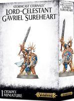Warhammer Age of Sigmar. Stormcast Eternals. Lord-Celestant Gavriel Sureheart (96-34)