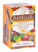 """Напиток чайный """"Basilur. Ассорти - 1"""" (20 пакетиков)"""