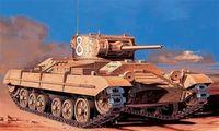 "Танк ""Valentine MK.III"" (масштаб: 1/72)"