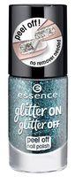 "Лак для ногтей ""Glitter On Glitter Off"" тон: 06"