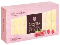 "Шоколад белый ""O'Zera. White&Raspberry"" (240 г)"