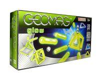 """Магнитный конструктор """"Glow"""" (22 детали; со световыми эффектами)"""
