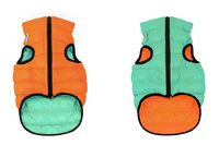 "Куртка ""Lumi"" (40 см; оранжево-салатовая)"