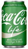 """Напиток газированный """"Coca-Cola. Life"""" (355 мл)"""